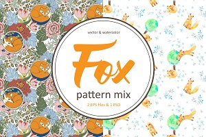 Fox pattern mix