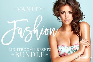 80 Fashion Lightroom Presets Bundle