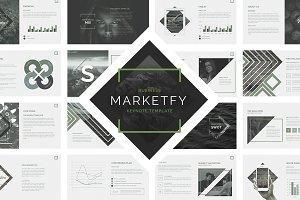 Marketfy Keynote presentation
