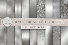 silver texture