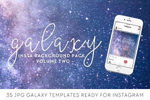 Galaxy Instagram Pack [volume two]