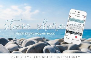Stone Shore Instagram Pack