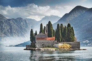 Kotor bay,Montenegro
