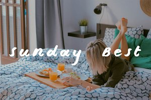 Sunday Best Typeface