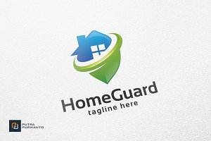 Home Guard - Logo Template