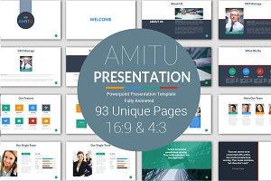 Amitu Presentation Template