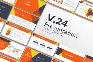 Presentation Corporate 24