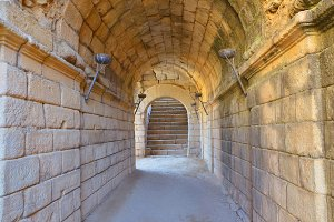 Roman corridor