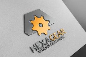 Hexa Gear Logo