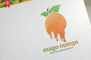 Mago Mango / Juice - Logo Template