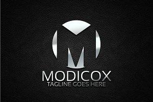 M Letter Logo
