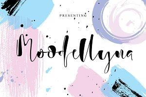 Moodellyna Script