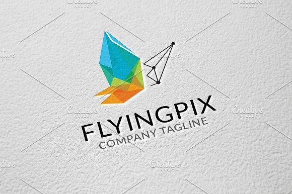 Flying Pixel