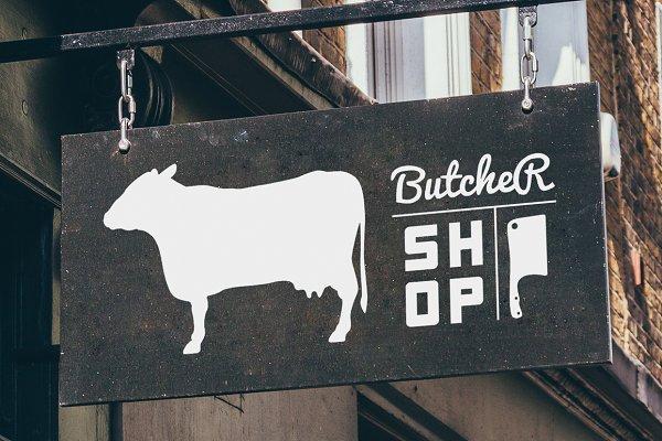 Butcher Shop Bundle -25% OFF