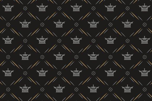 Royal Dark Background