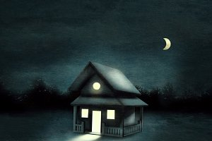 House In The Darkness