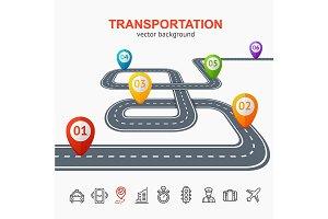 Transportation Concept Card