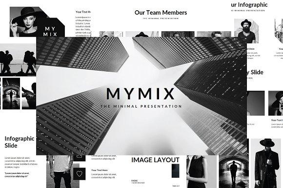 Mymix Powerpoint Multipurpose