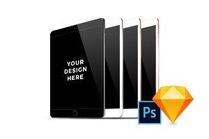 32x iPad Mini Mockups