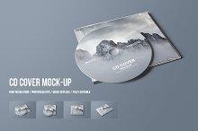 DVD mock up