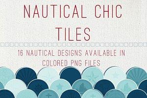 Nautical Chic Tiles