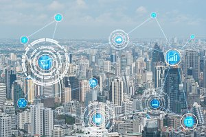 internet of things city