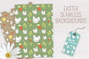Cute Easter Pattern Kit