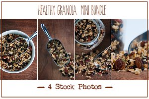 Healthy Granola | Mini Bundle