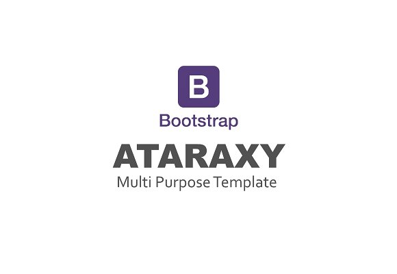 Ataraxy Multi Purpose Template