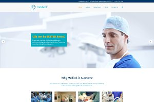 Medical - HTML Template
