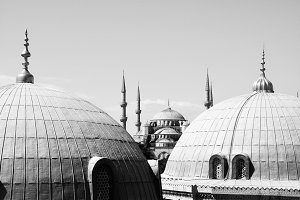The Domes of Istanbul