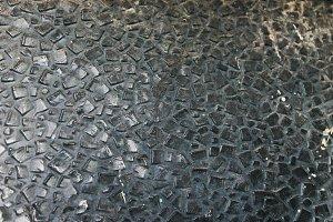 Grainy Background Piece of Glass