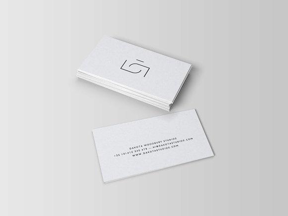Dakota Business Card Template