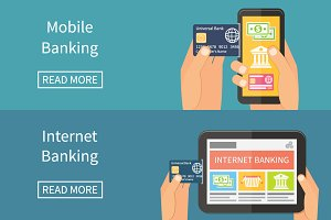 Internet Mobile Banking