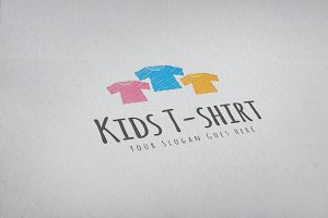 Kids T-shirt Logo