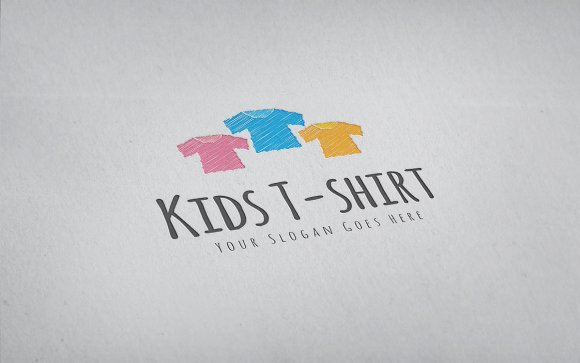 Kids T-shirt Logo