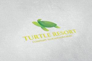 Turtle Resort Logo