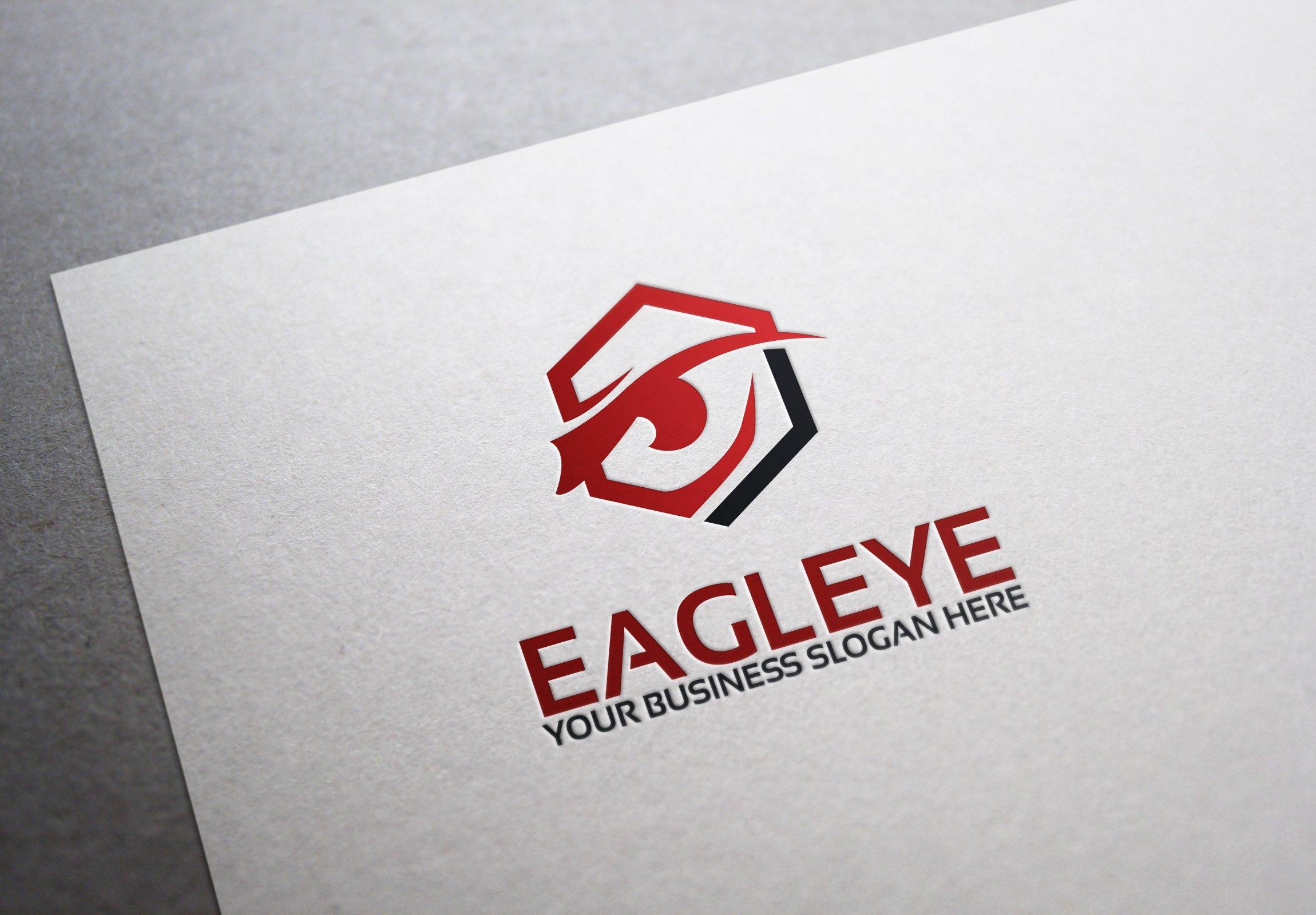 Eagle Eye Logo Logo Templates Creative Market
