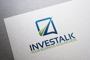 Investalk Logo