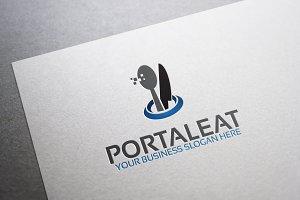 Portal Eat Logo