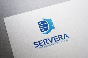 Servera Logo