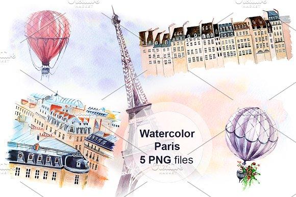 Elements Of Paris