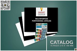 Multipurpose Professional A5 Catalog