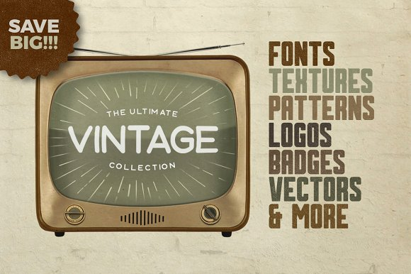 The Vintage Collection Save 85%