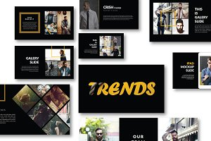 Trends Multipurpose Powerpoint