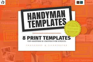 Handyman Templates Pack v2