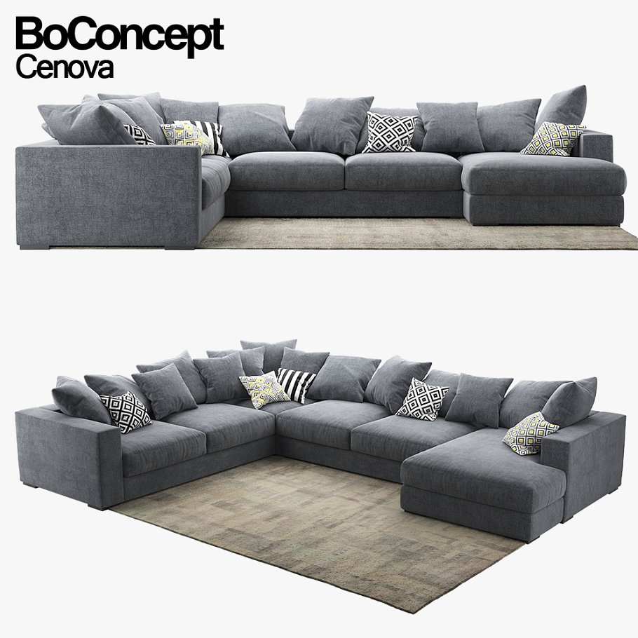 boconcept sofa sofas from the boconcept collection thesofa. Black Bedroom Furniture Sets. Home Design Ideas