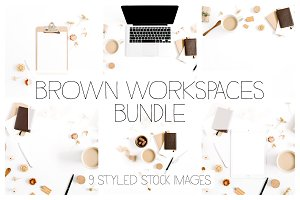 Brown Workspaces Bundle