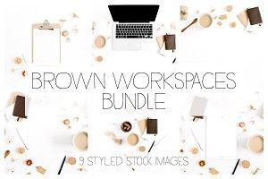 Brown Workspaces Bundle