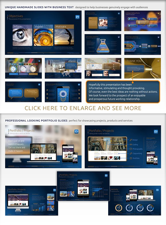 Engage | PowerPoint Presentation in PowerPoint Templates - product preview 1